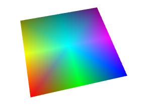 多色グラデーション